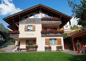 Ferienwohnungen Moena: Villa Claudia - Massimo Chiocchetti