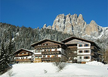 Residencias - Pera di Fassa - Invierno - Photo ID 765