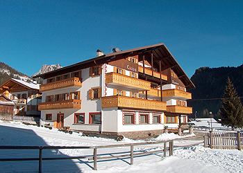 Wohnung - San Giovanni di Fassa - Pera - Außenansicht Winter - Photo ID 779
