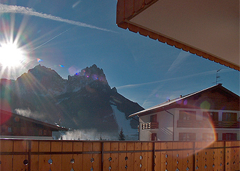 Apartment in San Giovanni di Fassa - Pera - View - Photo ID 781