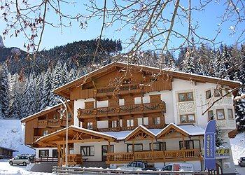 Wohnung - San Giovanni di Fassa - Pozza - Außenansicht Winter - Photo ID 796