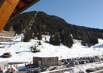 Bytě - San Giovanni di Fassa - Pozza - Zvenčí - v zimě - Photo ID 798