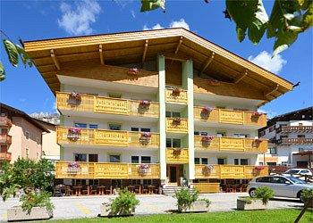 Appartamenti Vigo di Fassa: Mason La Zondra - Iris Brunel