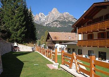 Appartamento a San Giovanni di Fassa - Pozza - Estate - ID foto 902