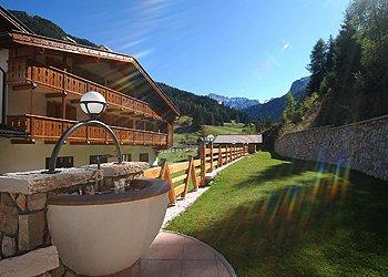 Appartamento a San Giovanni di Fassa - Pozza - Estate - ID foto 903