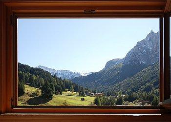 Wohnung - San Giovanni di Fassa - Pozza - Außenansicht Sommer - Photo ID 909