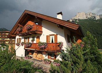Appartamento a San Giovanni di Fassa - Vigo  - Estate - ID foto 910