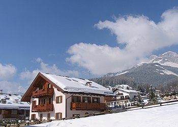 Apartment in San Giovanni di Fassa - Vigo  - Winter - Photo ID 914