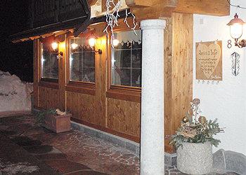 Residence - Moena - Außenansicht Winter - Photo ID 994