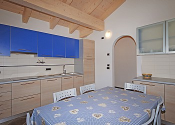 Apartment in Soraga. App Frassino