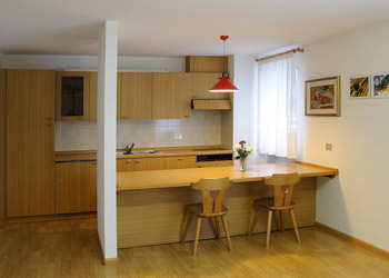 Apartment in Canazei - App. 3 - Photo ID 4327
