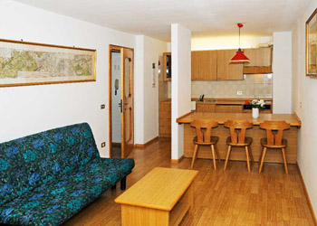 Apartment in Canazei - App. 5 - Photo ID 4334