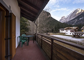Apartment in Alba di Canazei - Col de Rossi - Photo ID 4543