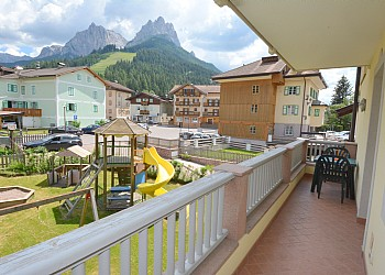 Residences in San Giovanni di Fassa - Pozza - 4A - Photo ID 5286