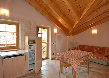 Residences in San Giovanni di Fassa - Pozza - 5A - Photo ID 5289