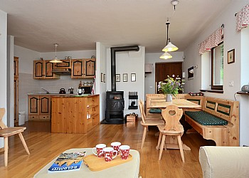 Apartmaju - Alba di Canazei - Type 1 - Photo ID 5553