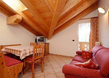 Apartmanu - Canazei - App. 2 - Photo ID 7077