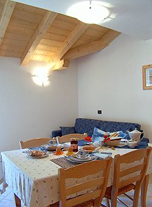 Apartment in Canazei - PIK - Photo ID 769