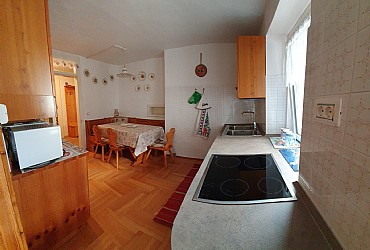 Apartment in San Giovanni di Fassa - Pozza - App. San Giovanni - Photo ID 7724