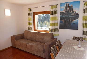 Residences in San Giovanni di Fassa - Pera - Trilocale - Photo ID 7788
