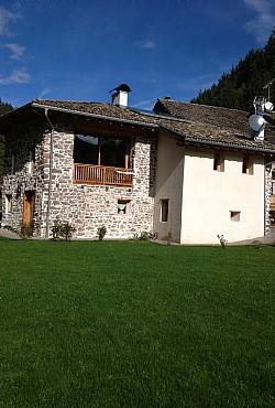 Piso - Castello-Molina di Fiemme fraz. Predaia - Summer - Photo ID 135
