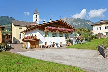 Wohnung - Masi di Cavalese - Außenansicht Sommer - Photo ID 153