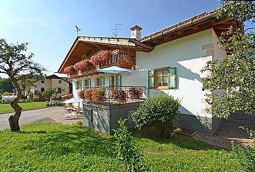Wohnung - Masi di Cavalese - Außenansicht Sommer - Photo ID 154